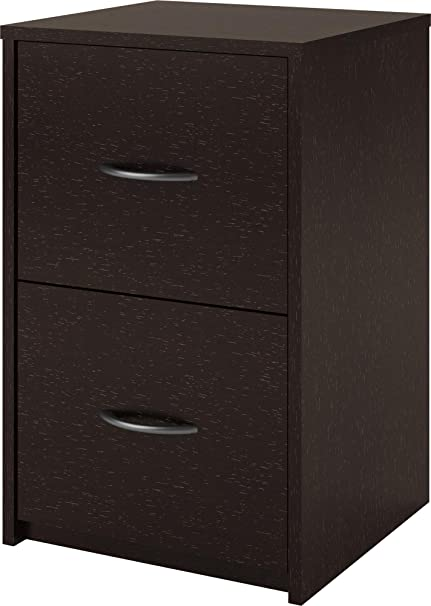Awe Inspiring Altra Core 2 Drawer File Cabinet Espresso Amazon Co Uk Interior Design Ideas Pimpapslepicentreinfo