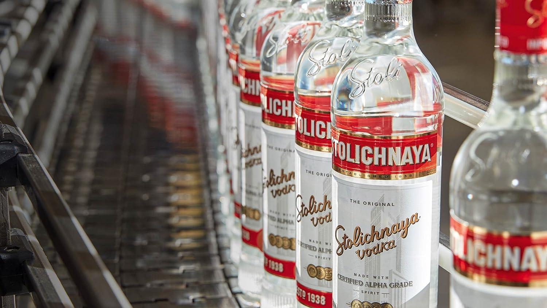ผลการค้นหารูปภาพสำหรับ Stolichnaya Red Label Vodka