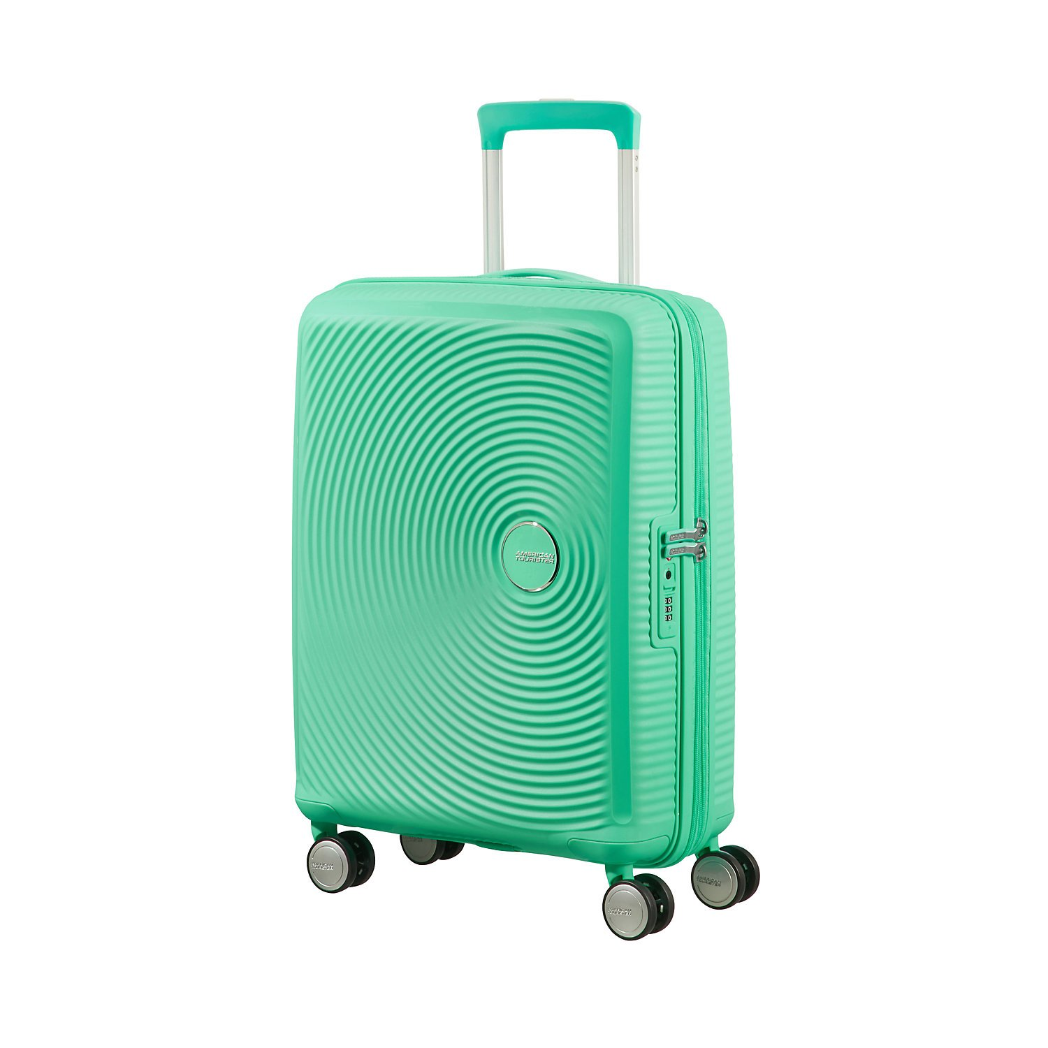 American Tourister - Soundbox Spinner 55/20 Expansible 35,5/41 L - 2,6 KG Deep Mint