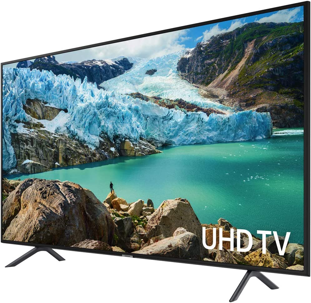 Samsung 50 Pulgadas TV ru7100 HDR Inteligente 4k: Amazon.es ...