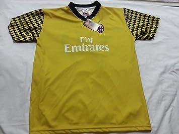 Camiseta Jersey Futbol Milan Gianluigi Donnarumma 99 Replica Para Hombre Autorizado (S): Amazon.es: Deportes y aire libre