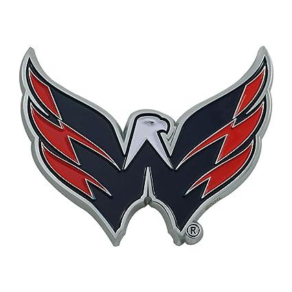 Amazon.com   NHL Washington Capitals Color Emblemcolor Emblem d6fe778d04b