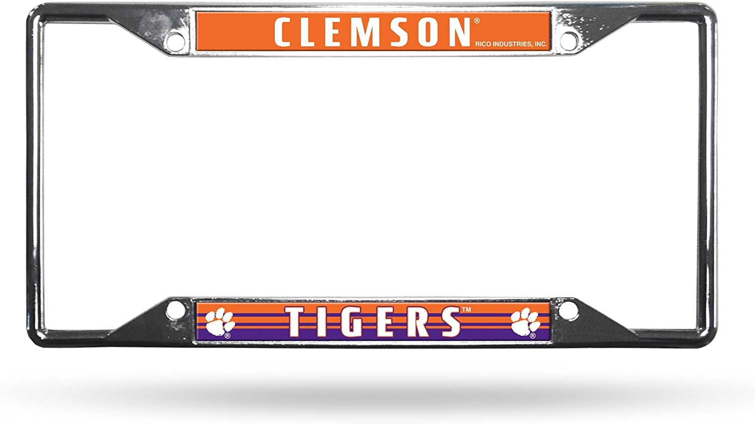 Rico Industries NCAA Womens NCAA Chrome Plate Frame