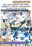 The 1982 World Cup Final - Italy Vs West Germany [DVD]