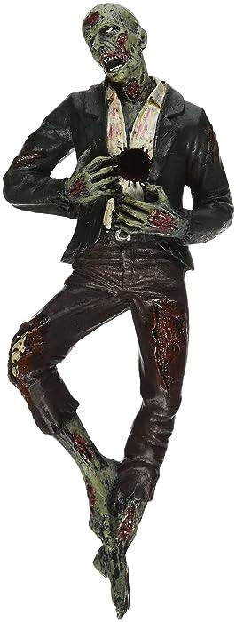 Death Desk Accessories - Impaled Zombie Figure - Pencil Holder - Zombie Decorations