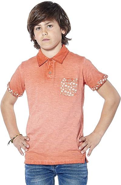 DeeLuxe Camiseta de Tirantes - Casual - Para Niño Naranja 16 ...