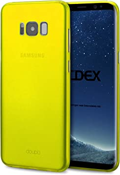 doupi UltraSlim Funda para Samsung Galaxy S8 Plus, Finamente ...