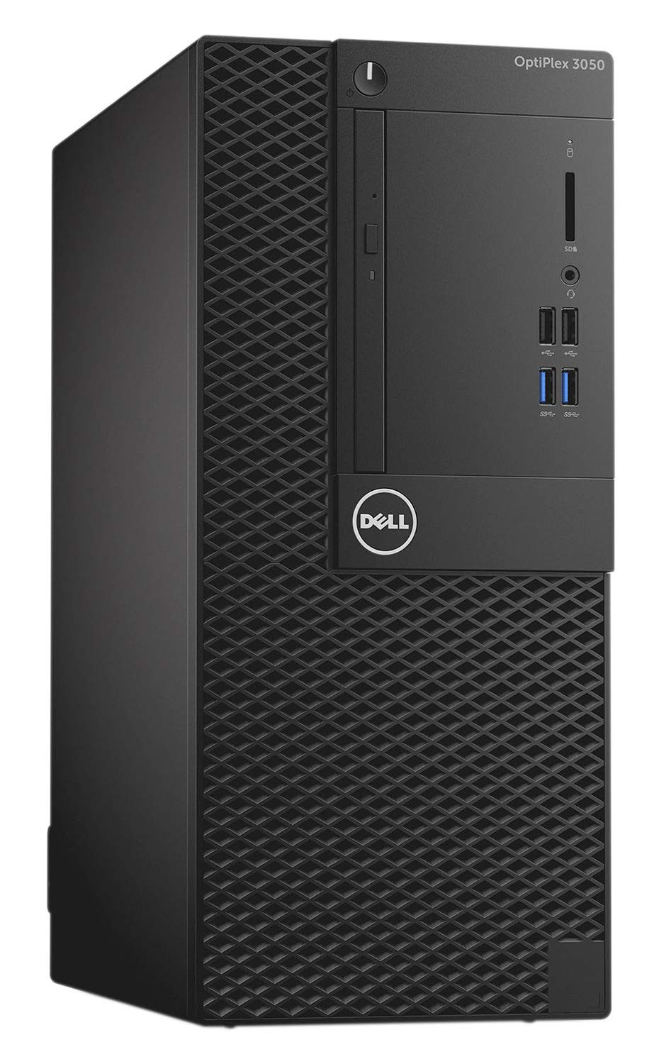 Dell OptiPlex 3050 3.4GHz i5-7500 Mini Tower 7ª generación de procesadores Intel® Core i5 Negro PC OptiPlex 3050, 3,4 GHz, 7ª generación de procesadores Intel® Core i5, 8 GB, 1000