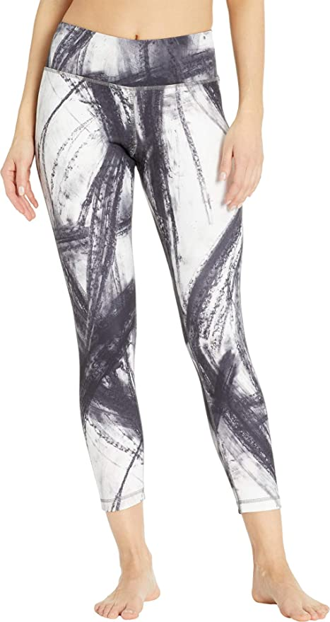 1ae24fe608338 Amazon.com: Reebok Lux Bold 7/8 Tight -All Over Print: Sports & Outdoors