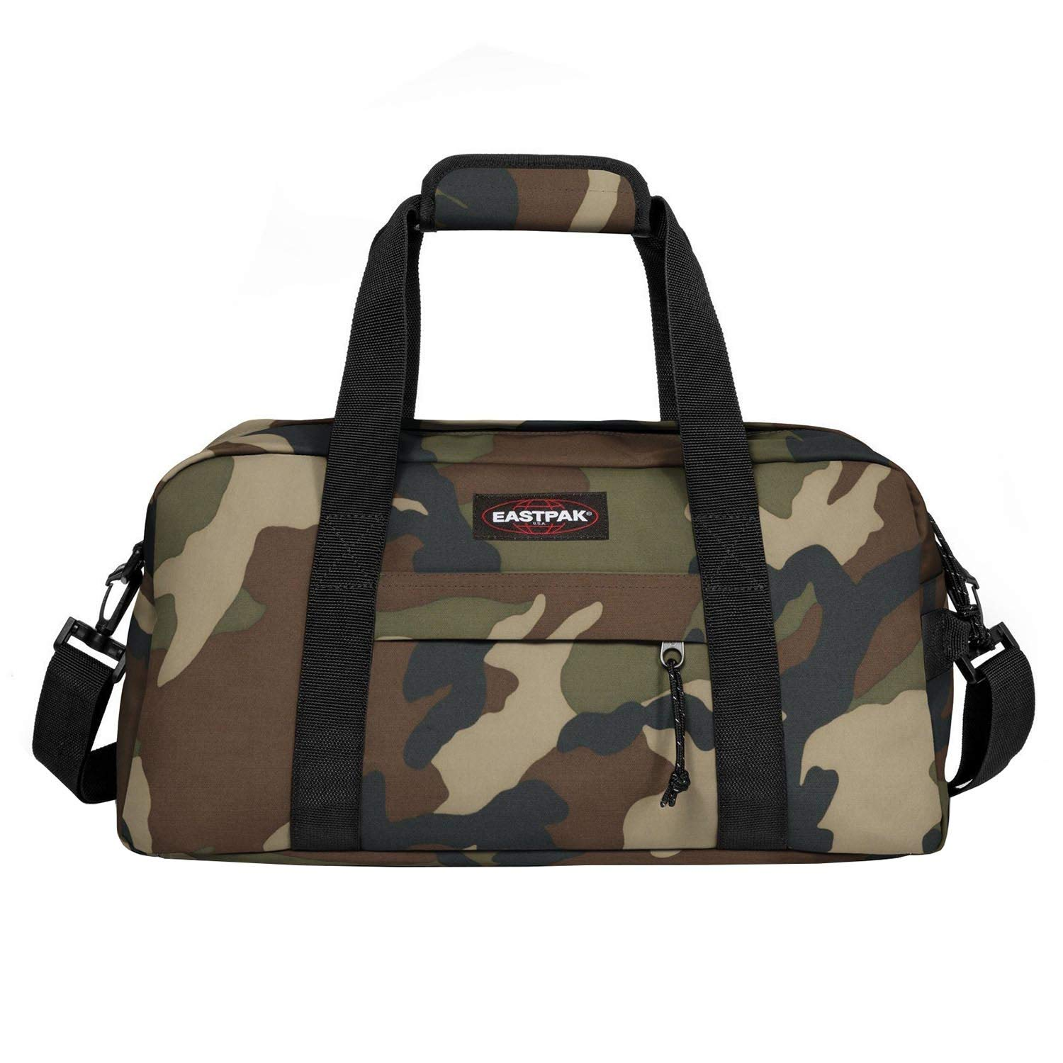 Eastpak - Bolso de Viaje Verde Camuflaje Check-in: Amazon.es ...