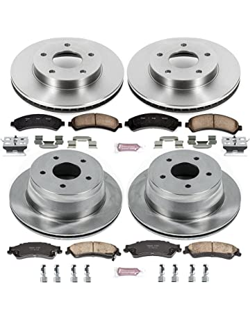 Autospecialty KOE2005 1-Click OE Replacement Brake Kit