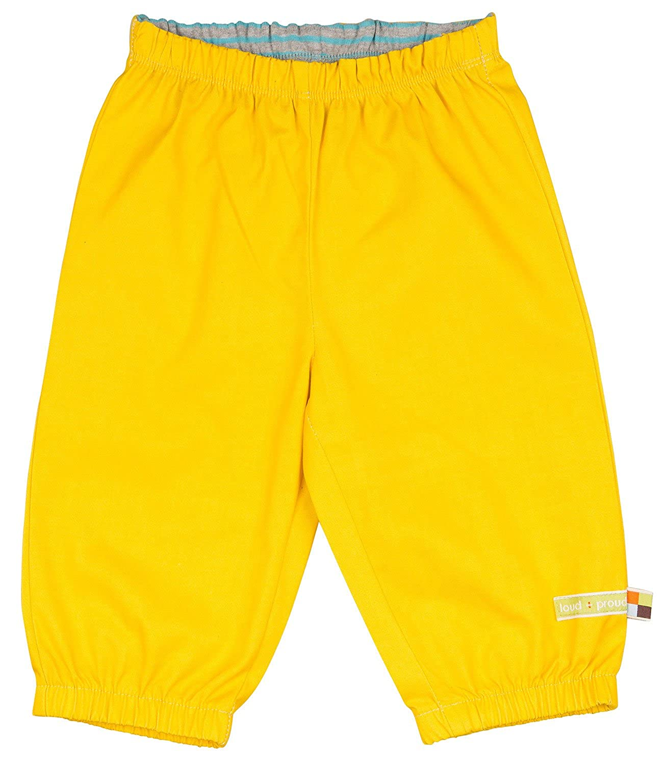 loud + proud Outdoorhose, Pantaloni Unisex-Bimbi 4007