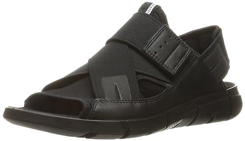 bb458e7ddc91 Ecco Mens Intrinsic Sandal Black  Amazon.ca  Shoes   Handbags