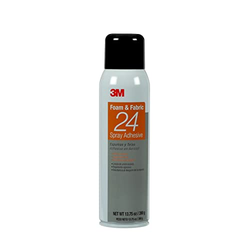 3M Foam & Fabric 24 Spray Adhesive Orange