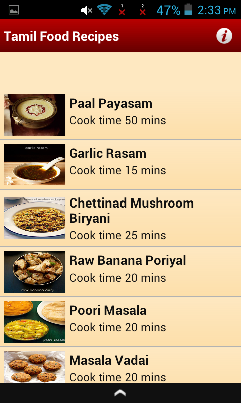 Amazon tamil food recipes appstore for android forumfinder Image collections