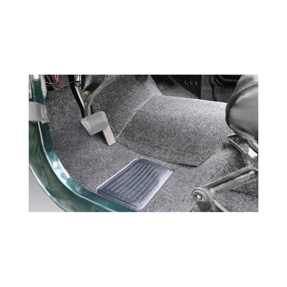Amazon.com: Bed Rug BRCYJ76F Premium Jeep CJ7/YJ 8 Piece Front Kit: Automotive