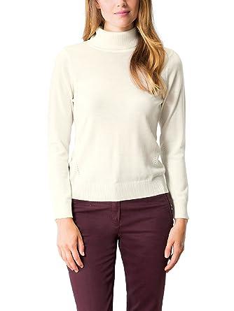 cheap price popular stores watch Walbusch Damen Exquisit Rollkragen-Pullover, einfarbig