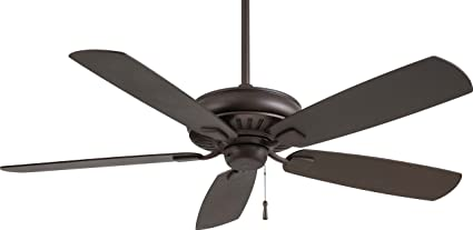Minka aire f532 orb sunseeker 60 outdoor ceiling fan oil rubbed minka aire f532 orb sunseeker 60quot outdoor ceiling fan oil rubbed bronze aloadofball Images