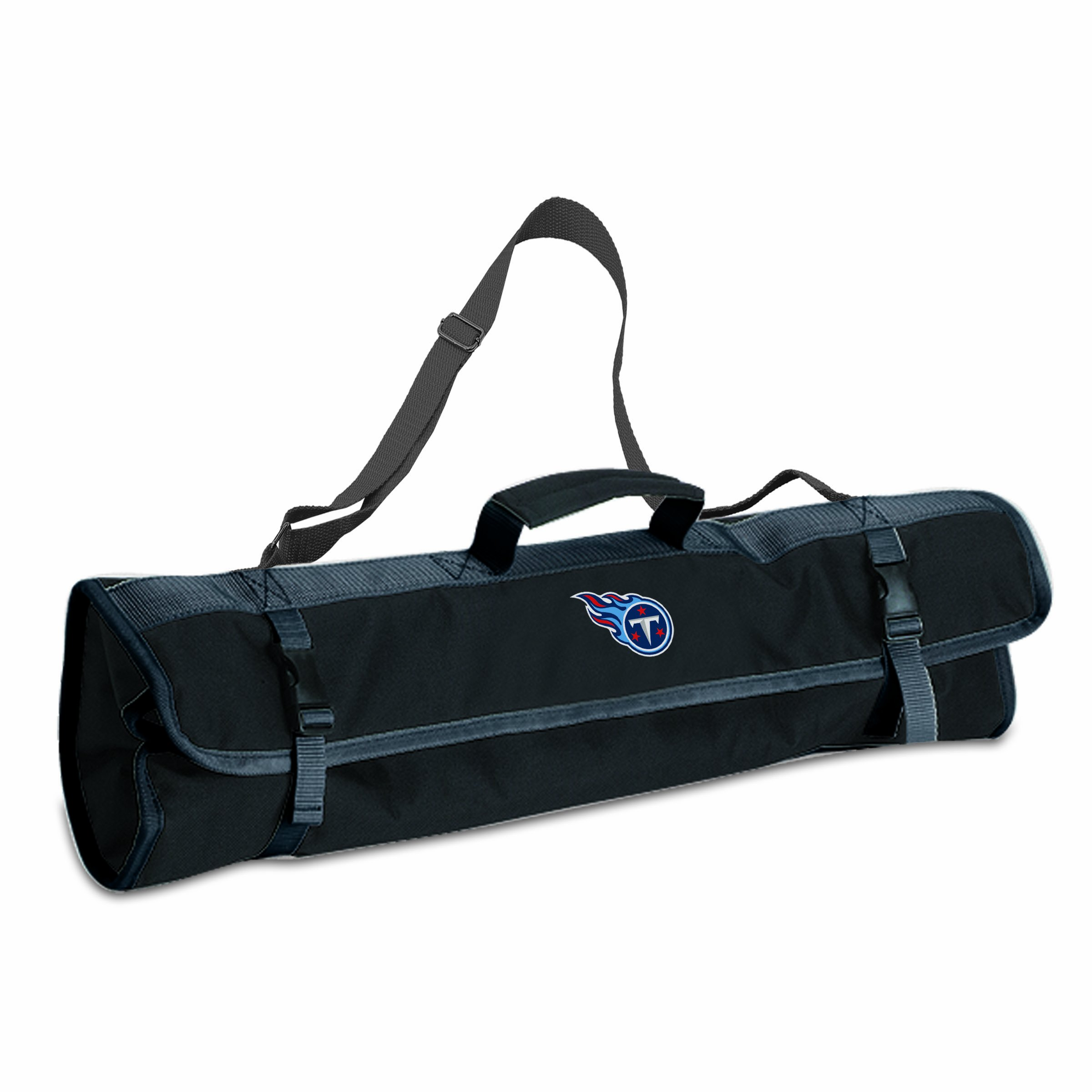 PICNIC TIME NFL Tennessee Titans 3-Piece BBQ Tool Tote