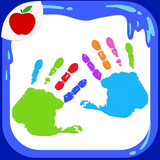 Kids Finger Painting Art Game ()
