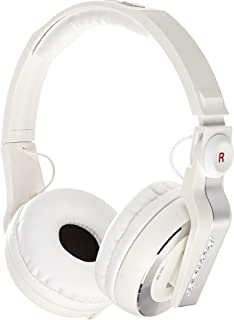 PIONEER HDJ500 BLACK DJ headphones  Amazon.co.uk  Musical Instruments 4d465d0d703a