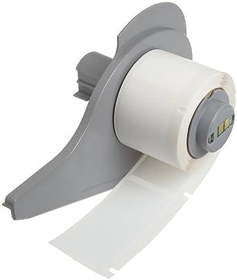 Brady M71-20-423 etiqueta de impresora Blanco Etiqueta para ...