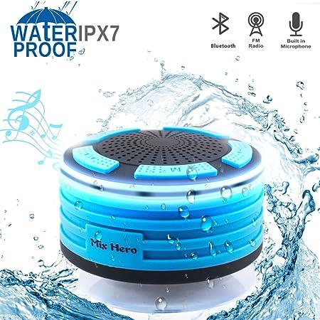 Review Wireless Waterpoof Bluetooth Speaker