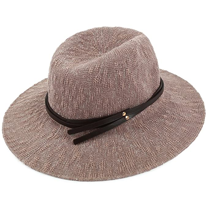 Sombreros mujer Sombrero del sol de verano sol Romper el sombrero grandes  aleros  5fbebdd43c5