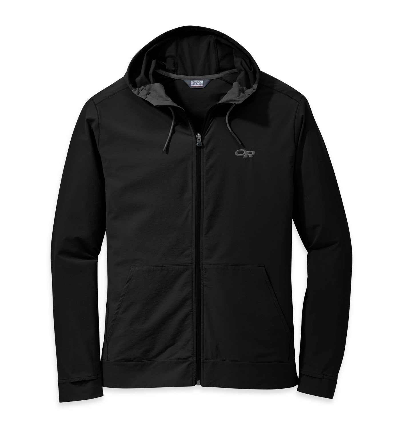 Outdoor Research Men's Ferrosi Crosstown Hoody, Black, Small by Outdoor Research
