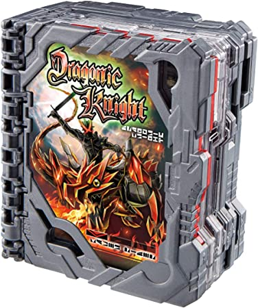 Bandai Kamen Rider Saber DX Dragonic Knight Wonder Ride Book