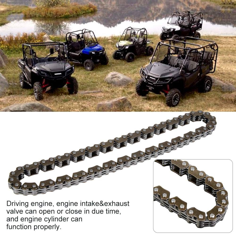 4 60 Links Timing Chain Cam Chain for Rancher 420 3 Pioneer 500 Foreman 500