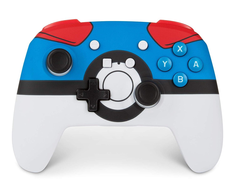 Control inalámbrico mejorado PowerA para Nintendo Sw (Y6MB)