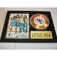 Little Mix firmado Oro disco