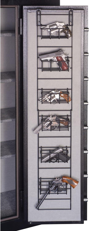 SnapSafe Door Organizer, Safe and Vault Door Organizer, Gun Storage and Security: Sports & Outdoors