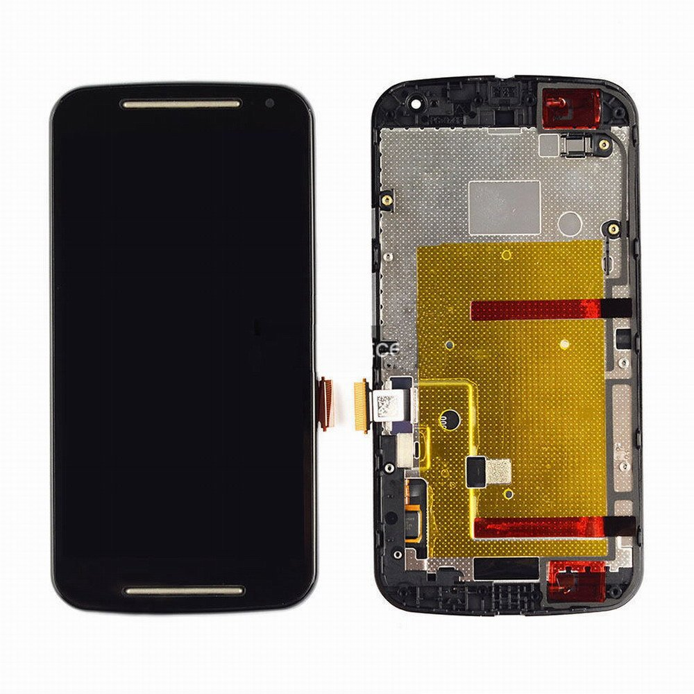 Motorola Moto G2 XT1063 LCD Display Touchscreen: Amazon.de: Elektronik