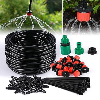 Tedgem Garten Bewässerungssystem Diy Bewässerungssystem 20m