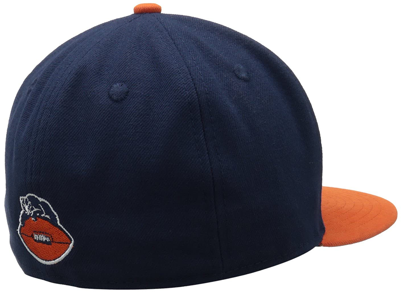 Amazon.com   NFL Chicago Bears Historic Logo 59Fifty Fitted Cap ... c1d8fd590e7d