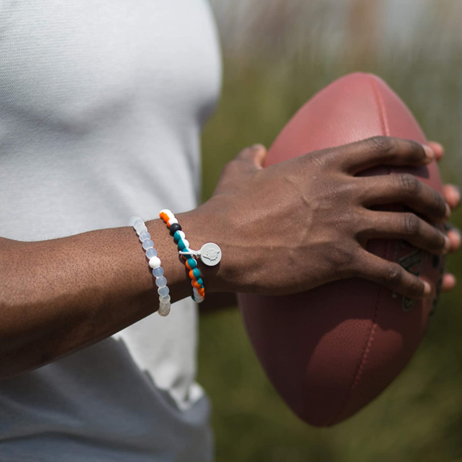 Lokai NFL Collection Bracelet