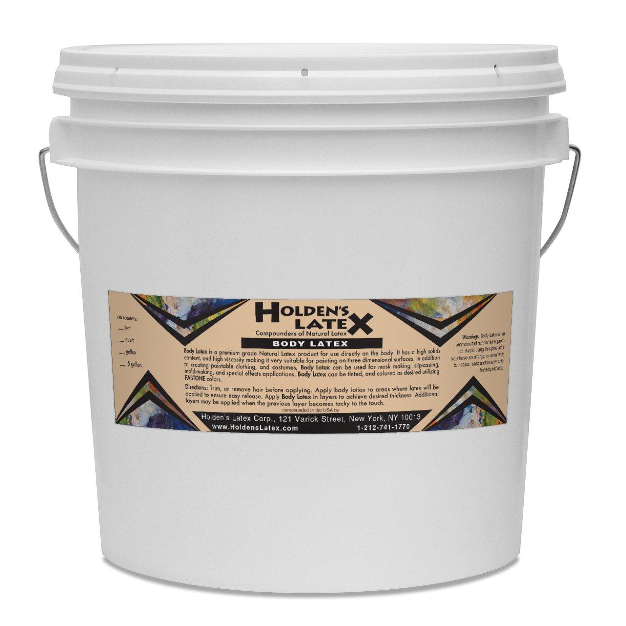 Body Latex Liquid Rubber (2 Gallon Bucket)