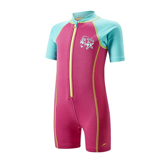 Speedo Hot Tot If Traje de Baño, Niñas