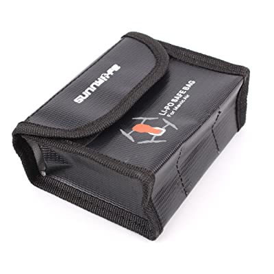 Lipo Safe Bag, LoKauf Batterie LiPo Antidéflagrante Bag LiPo Safe Guard pour DJI MAVIC Air