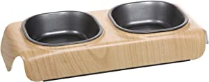 Catit Design Faux Wood Dinner Bowl