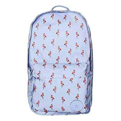 fa0c86af98f1 Converse EDC Poly Backpack One Size Blue Chill Glacial Grey  Amazon ...