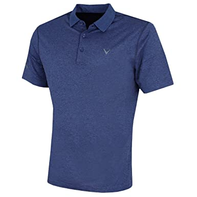 Callaway Apparel - Polo - para Hombre Azul Blueprint Heather Small ...