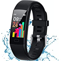 Inspiratek Kids Fitness Tracker for Girls and Boys Age 5-16 (4 Color Option)- Waterproof Fitness Watch for Kids with…