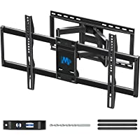 Mounting Dream TV Wall Mount TV Bracket for 42-84 Inch TVs, Universal Full Motion TV Mount with Articulating Arms, Max…