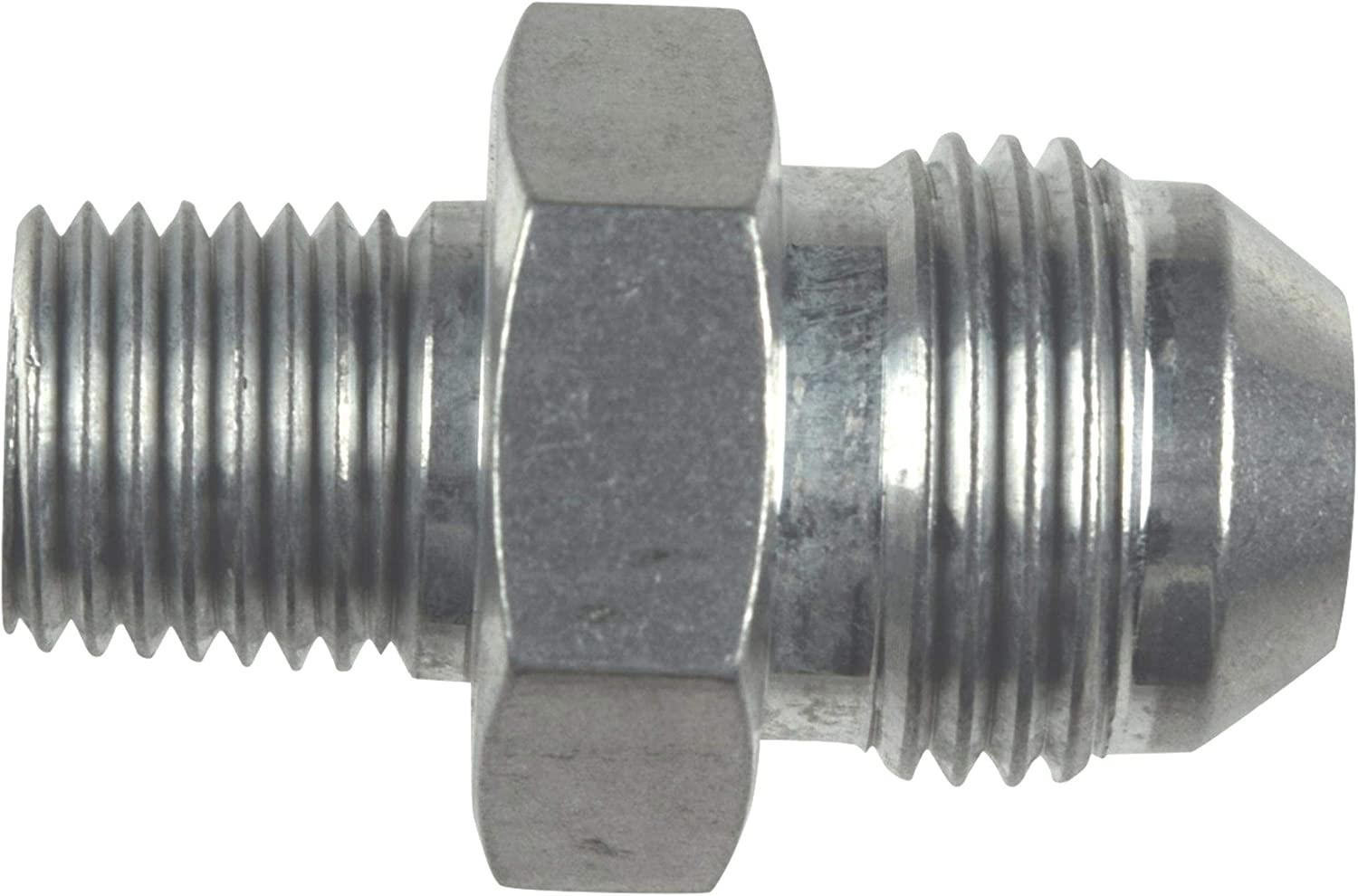 """8AN AN-8 TO 1//4/"""" NPT Male Thread Aluminum Fitting Adapter"""