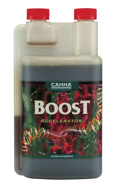 水耕栽培肥料 CANNA BOOST (1L) B00WWQII0E   1L