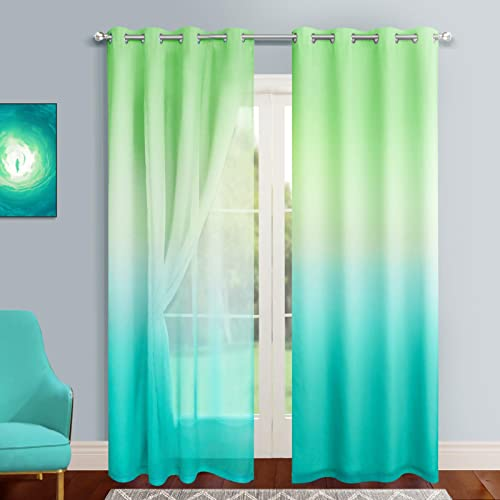 2-Layer Blackout Curtain