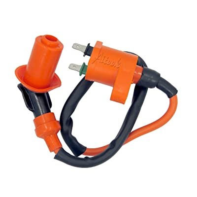 High Performance Ignition Coil For Honda Spree 50 NQ50 1984-1987: Automotive